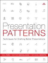 Cover of book Presentation Patterns